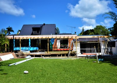 Renovation/ Extension and new deck Boambee -East January- May 2019