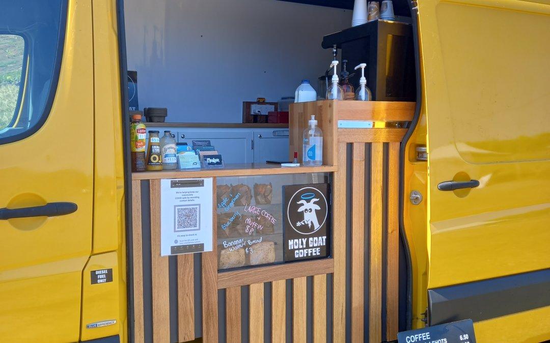 Coffee Van fit-out
